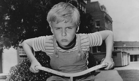 Image: Publicity photo of child actor Jay North promoting his starring role on the CBS television comedy series Dennis the Menace.