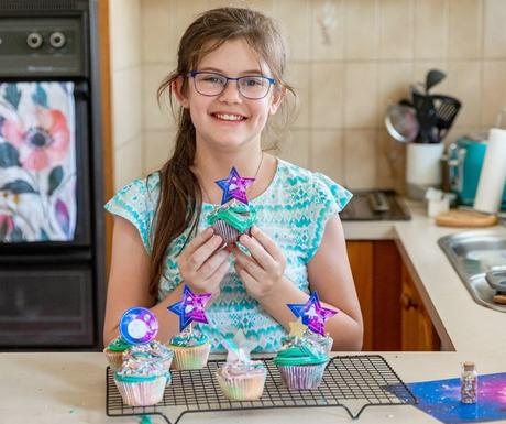Bake A Wish – jump into the kitchen and raise some dough for really sick kids