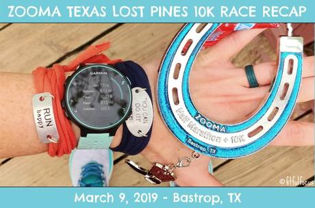 Zooma Texas Lost Pines 10K Race Recap