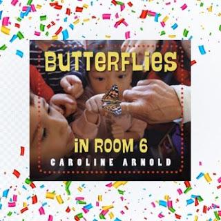 SAVE THE DATE! Sat. March 30, Book signing at Children's Book World of BUTTERFLIES IN ROOM 6