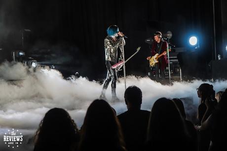Phantoms – Marianas Trench at FirstOntario Concert Hall in Hamilton