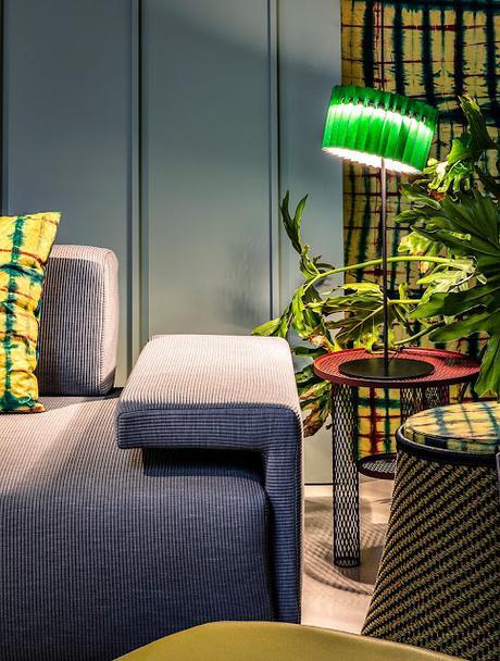 Milan Design Week 2019: MOROSO + INGO MAURER