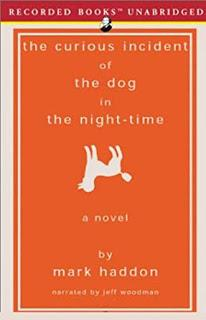 Audio Book Review: The Curious Incident of the Dog in the Night Time