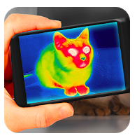 Best Infrared thermal camera apps android