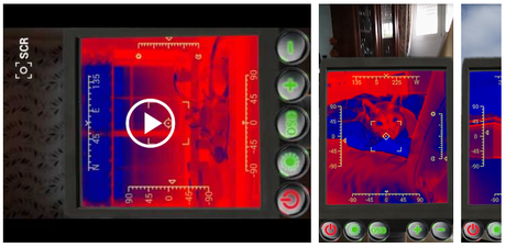 Best Infrared thermal camera apps android/iPhone