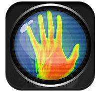 Infrared thermal camera apps android