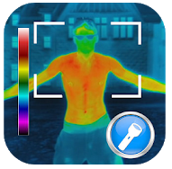Best Infrared thermal camera app for android