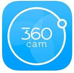 Best 360° video camera Apps Android / iPhone