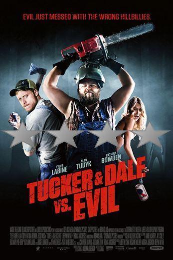 Alan Tudyk Weekend – Tucker & Dale vs Evil (2010) Revisited