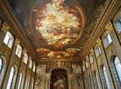 Painted Hall: Revealing Ceiling