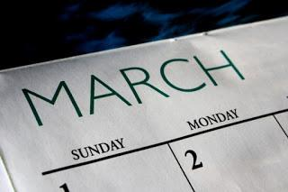 Lots of Great Stuff Happened In March