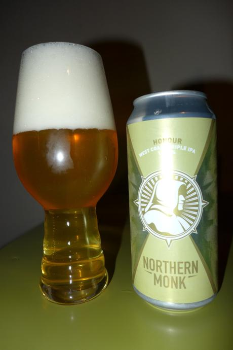 Tasting Notes:  Northern Monk: Honour