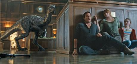 Late Movie Review: 'Jurassic World: Fallen Kingdom'