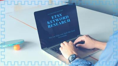 Etsy Keyword Research