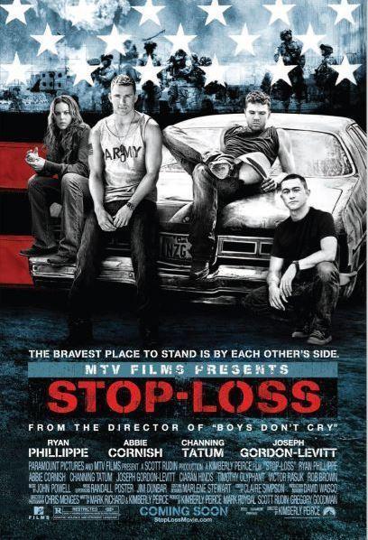 ABC Film Challenge – Joseph Gordon-Levitt Month – S – Stop-Loss
