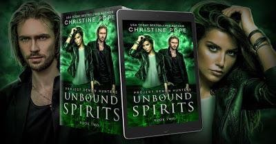 Unbound Spirits by Christine Pope