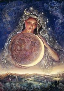 Full moon and spring equinox meditation with Archangel Michael on March 21