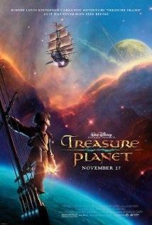 ABC Film Challenge – Joseph Gordon-Levitt Month – T – Treasure Planet