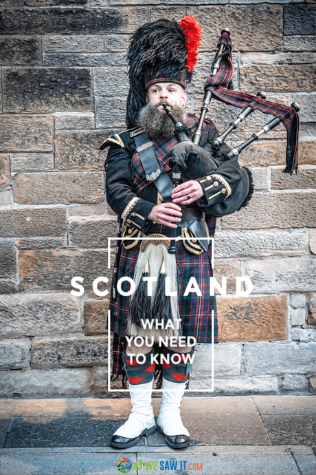 21 Things You Need to Know Before Visiting Scotland