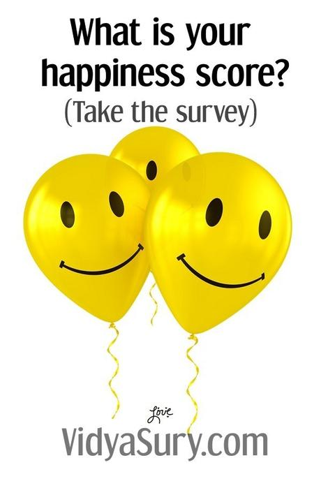 What is your happiness score? #InternationalDayOfHappiness