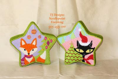 Three Cute Finishes!