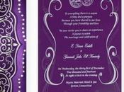 Take Proper Care Invite Text While Selecting Scroll Indian Wedding Cards