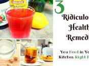 Ridiculously Easy Natural Remedies Exceptional Health