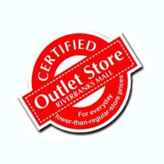 Certified outlet store logo - Riverbanks Center