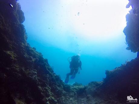 Arco Point Blue Hole