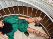 Don't Stair with Nadine Ammeraal ELLE Benjamin Kanarek