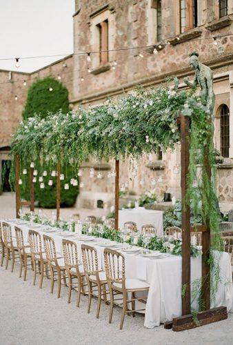 wedding hanging installations otdoor light decor Greg Finck