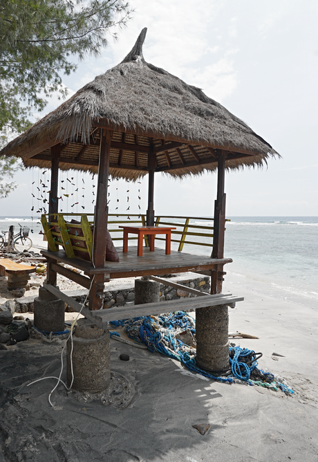 Indonesia: visiting Gili T in your thirties