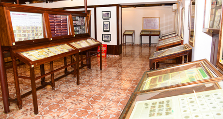 Corporation Bank Heritage Museum (Coin Museum) – Udupi:  a numismatists' delight