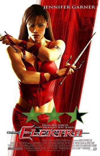 Franchise Weekend – Elektra (2005)