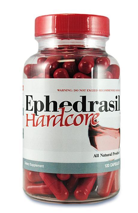 Ephedrasil Hardcore Review 2019 – Side Effects & Ingredients