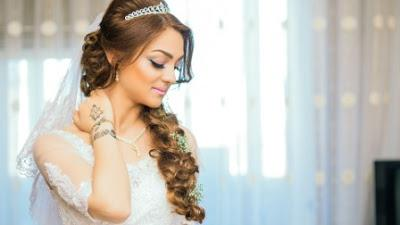 Girls Hairstyle For Party