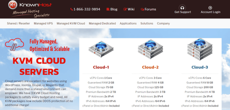 [Updated] List Of Top 7 Best Cheap Cloud VPS Hosting 2019 ($3.95/m0)