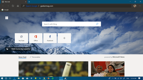 How to Set Google as Default Search Engine in Microsoft Chromium Edge