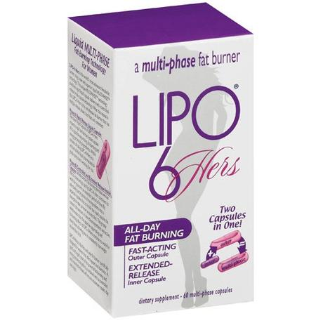 Lipo-6 Hers Review 2019 – Side Effects & Ingredients