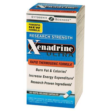 Xenadrine Review 2019 – Side Effects & Ingredients