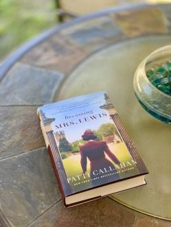 JUST READS TOUR: Becoming Mrs. Lewis: The Improbable Love Story of Joy Davidman and C. S. Lewis by Patti Callahan