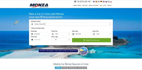 Rent a car Crete: 6 important things to consider before your vacation
