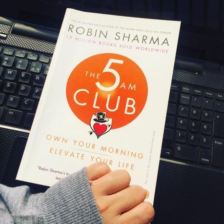 THE 5 AM CLUB BOOK BY ROBIN SHARMA