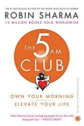 Book Review: The 5 AM Club by Author Robin Sharma