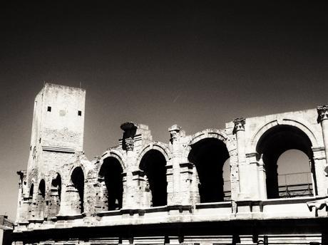 Arles – les arénes 4