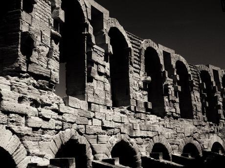 Arles – les arénes 3