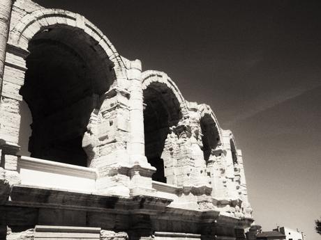 Arles – les arénes 1