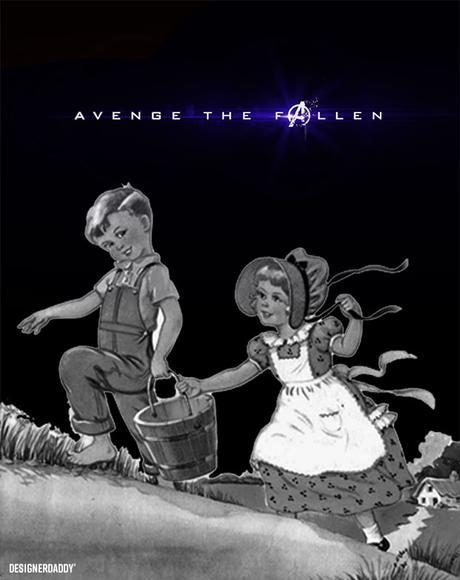 Avenge the Fallen: Nursery Rhymes Edition
