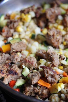 Lightlife Gimme Lean Meatless Veggie Sausage Hash