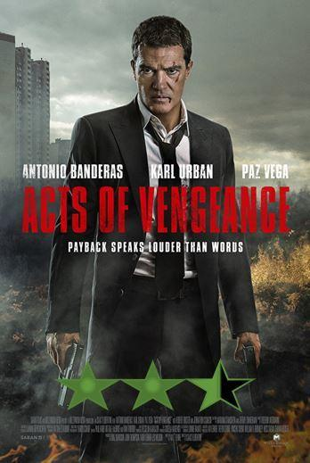 ABC Film Challenge – Action – A – Acts of Vengeance (2017)
